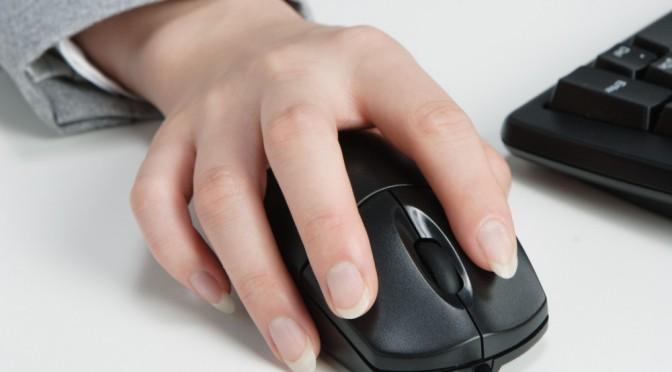 パソコンで使うマウスの移動距離の単位は、あのキャラクターを彷彿とさせるものだった!