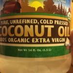 どれも一緒じゃない?ココナッツオイルは2種類あるんです!