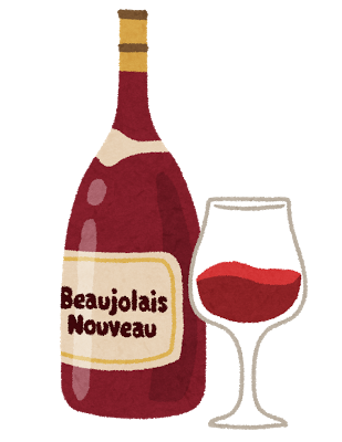 drink_wine_Beaujolais_nouveau