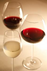 ポリフェノールを含むワインは美容にも効果的