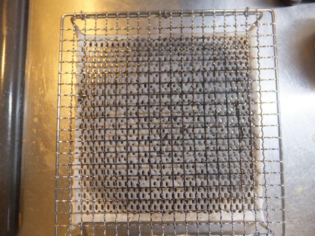 セラミック焼き網