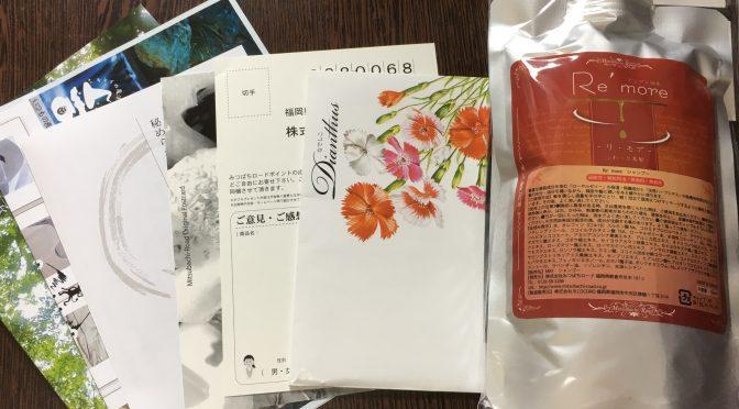 【体験記2】みつばちロードのアジアン伝承シャンプー「リモア」